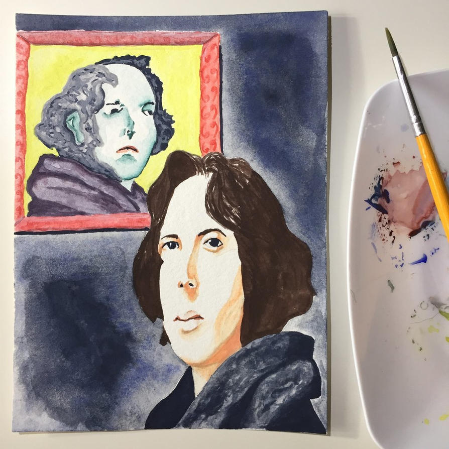 NaNoWriMo: Oscar Wilde: The Picture of Dorian Gray by vertseven