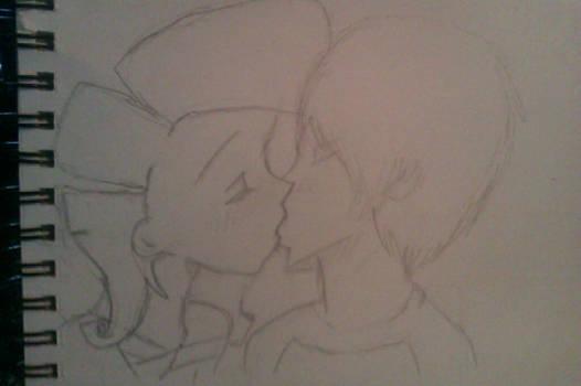 Sparity Kiss