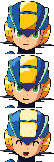 MegaMan NT W StarOrb by BlueBomber21