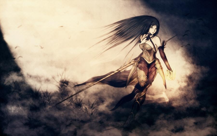Shanoa by SoraNamae