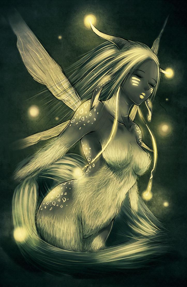 Moonbug by SoraNamae
