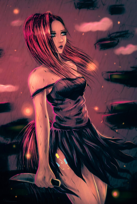 Pinkamena by SoraNamae