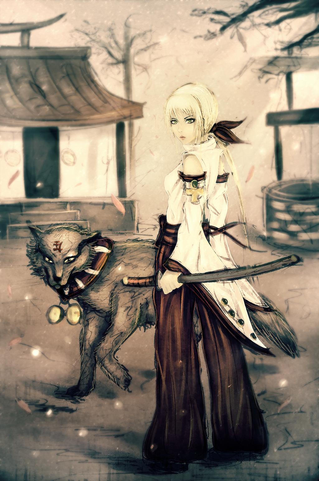 Kimiko by SoraNamae