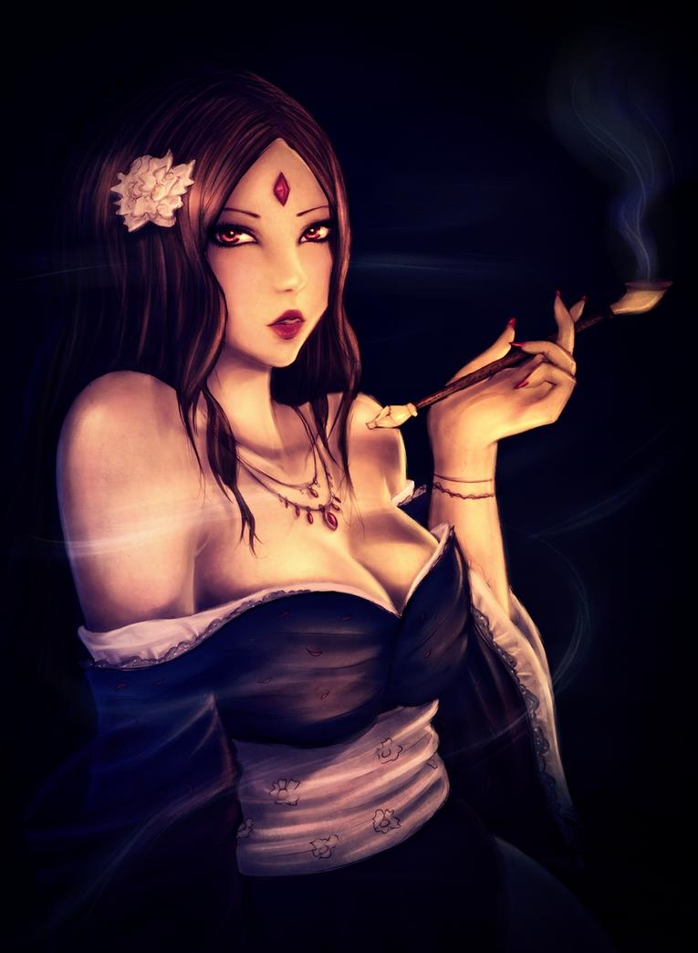 Averia Sarsin by SoraNamae