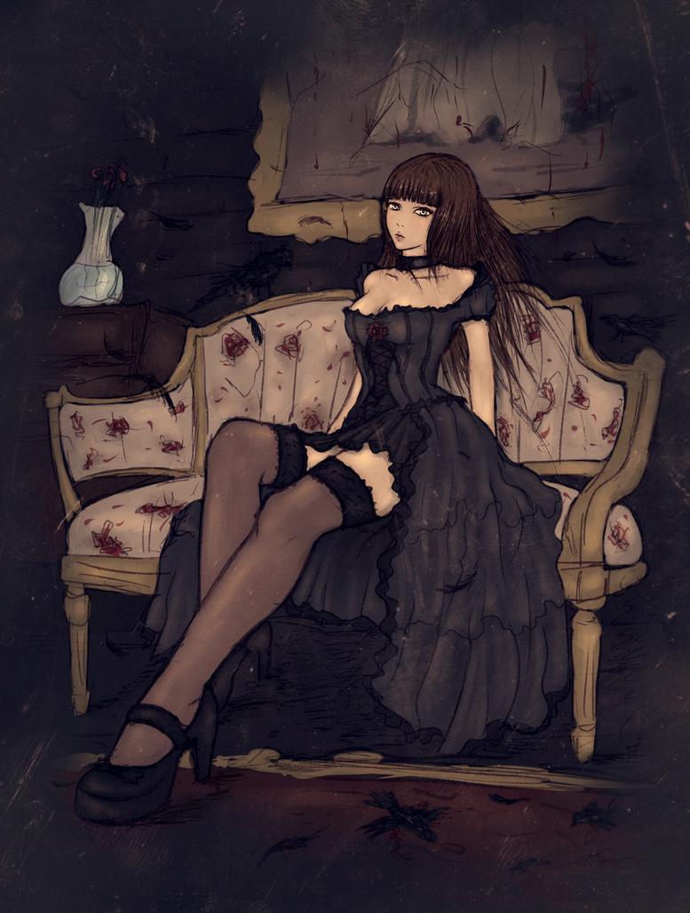 Sorrow by SoraNamae