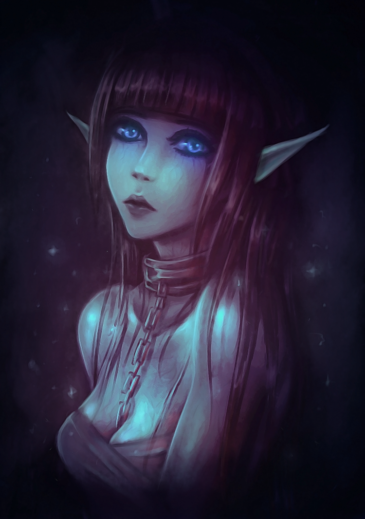 Lethean by SoraNamae