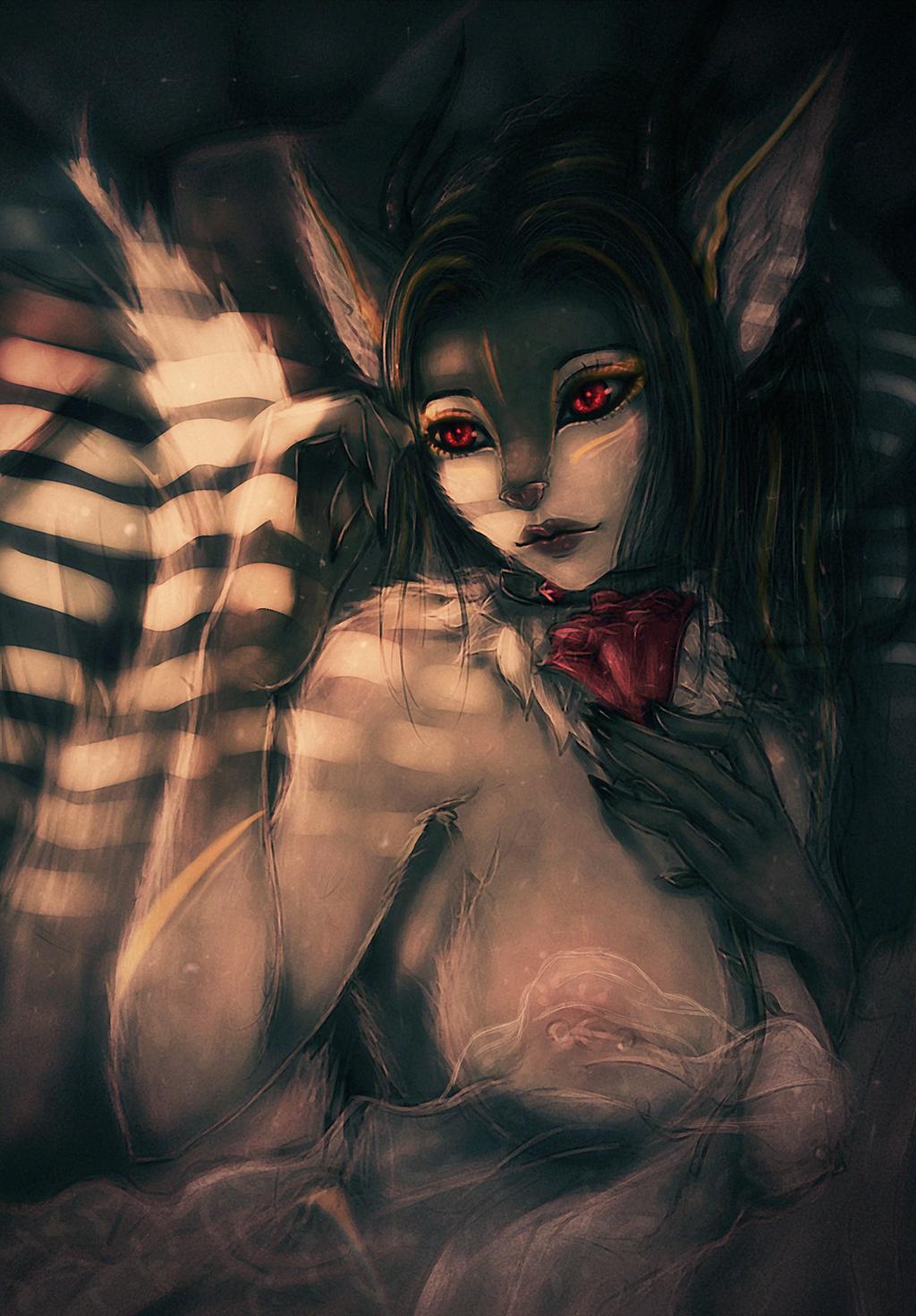 Ghost of a Rose by SoraNamae