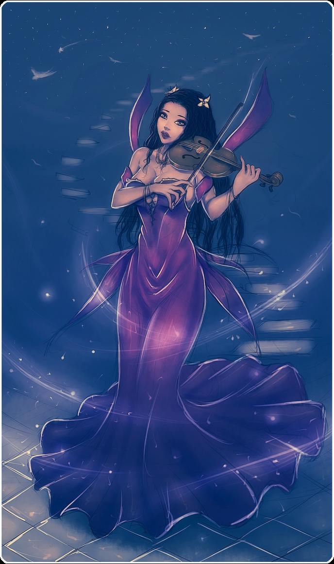 Nasrin by SoraNamae