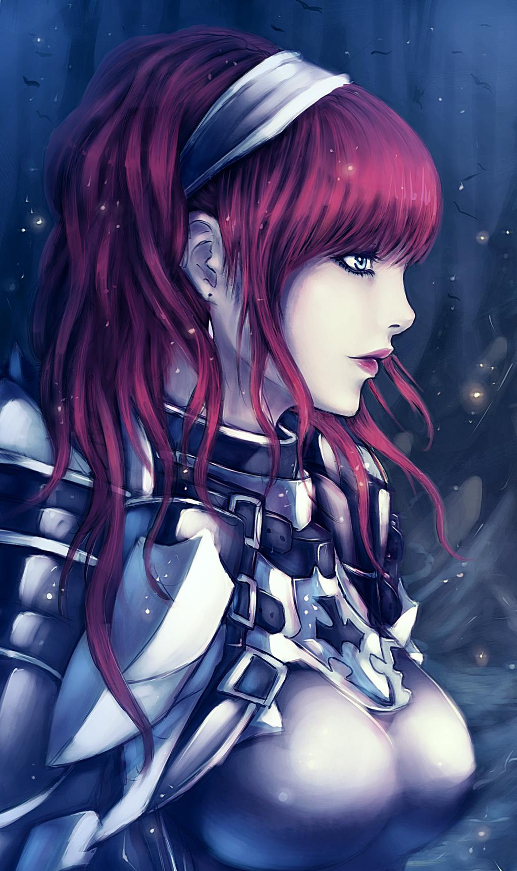 Wintersun by SoraNamae