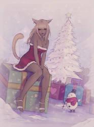 Happy Holidays by SoraNamae
