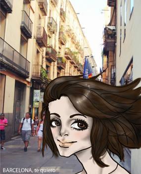 Te quiero, Barcelona