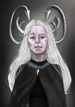 Alannys Greyjoy, nee Harlaw