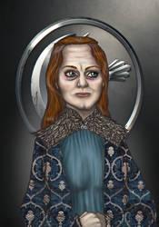 Lysa Arryn, nee Tully by sashotso