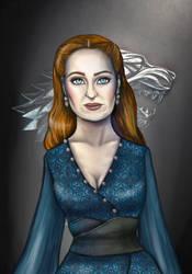 Sansa Stark by sashotso