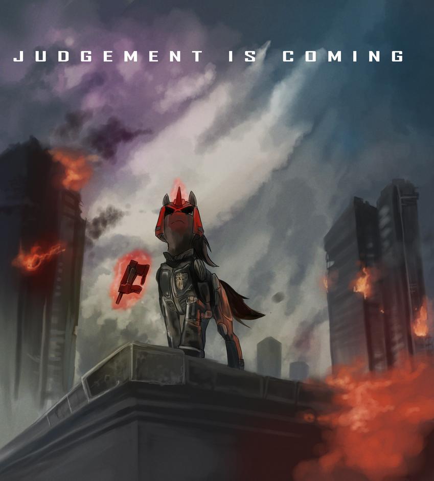 Judge Dawn by GSHgunner