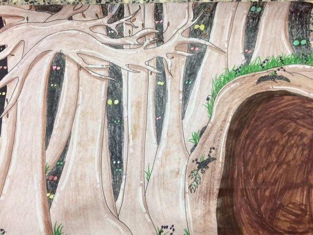 Black forest by O-DemonKill-O
