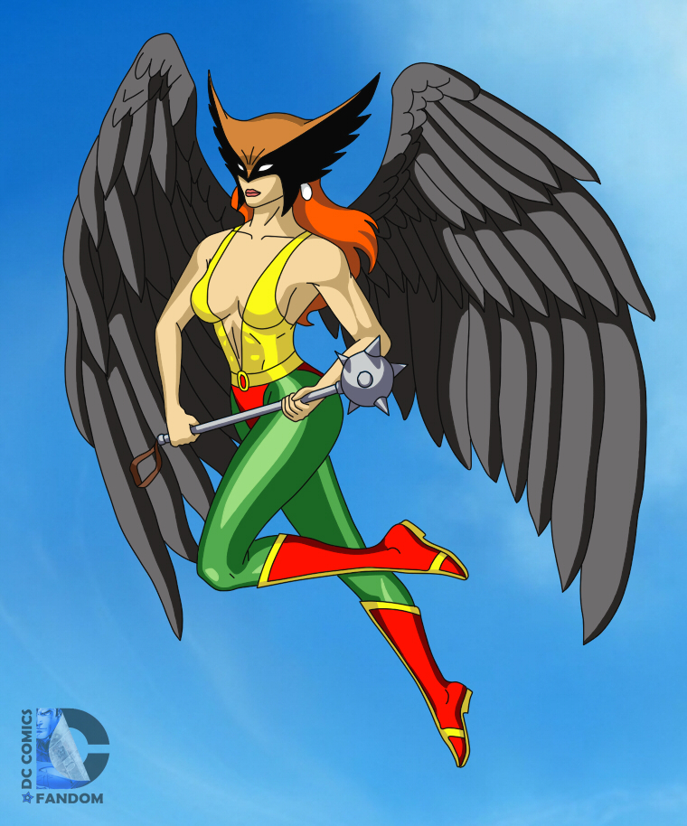 Hawkgirl: Hawkgirl By Shiera13 On DeviantArt