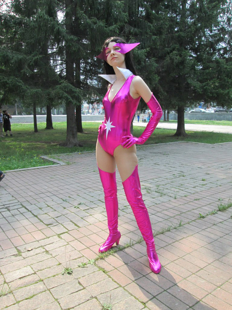 Star Sapphire cosplay 3 by Shiera13