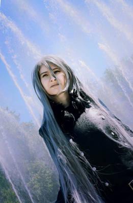 Varia Rain Guardian cosplay