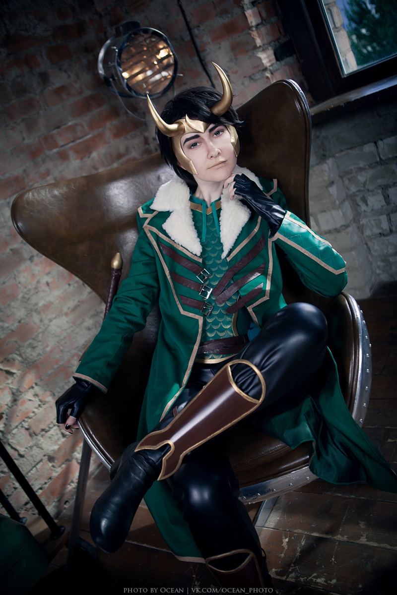 Loki Agent Of Asgard By Shiera13 On Deviantart