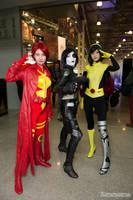 X-Men, Comic Con Russia 2015 by Shiera13