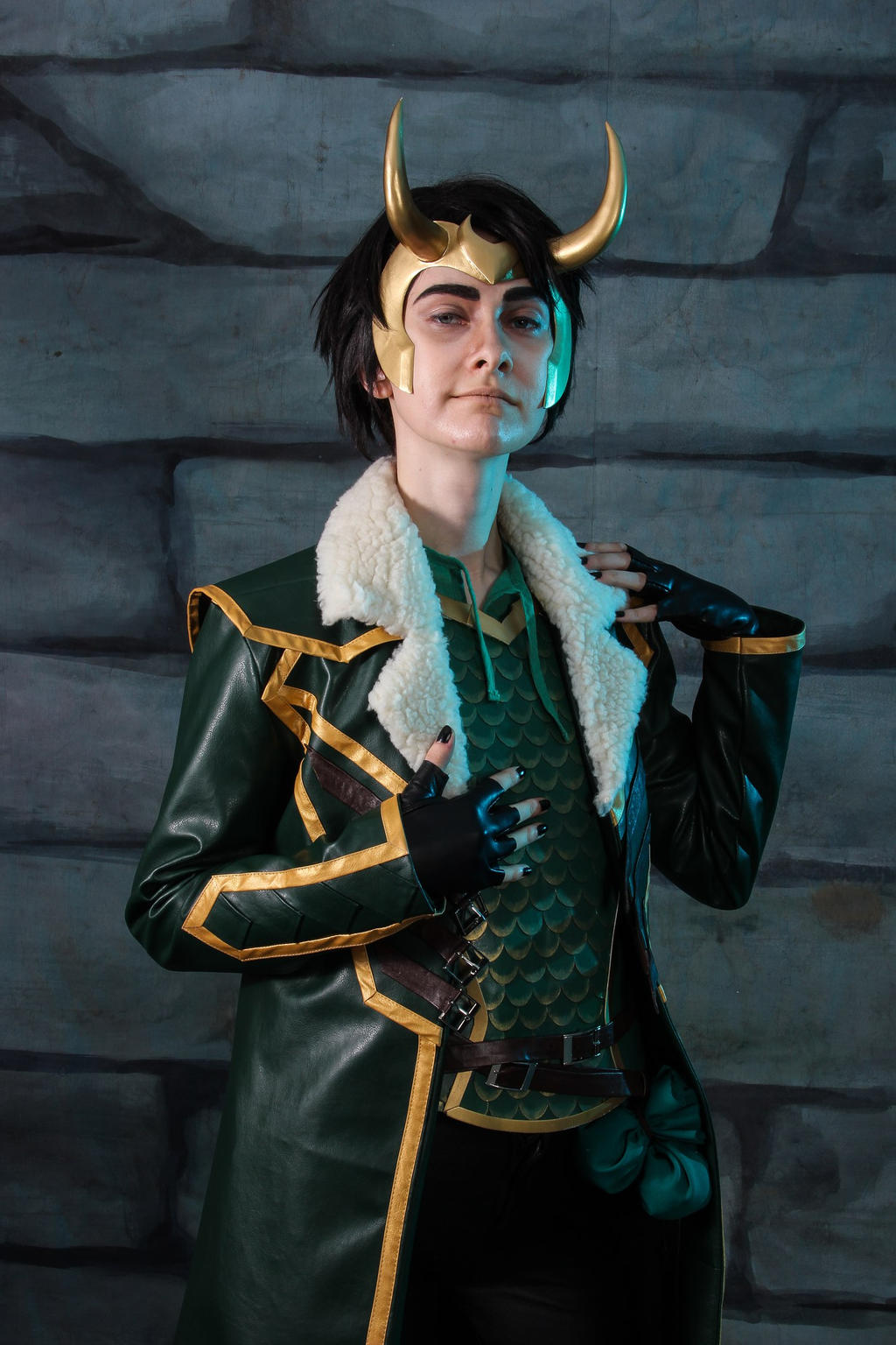 Agent Of Asgard Cosplay U Con 2015 By Shiera13 On Deviantart