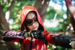 Speedy cosplay, Asia Breeze 2016
