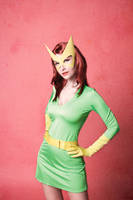 Marvel Girl cosplay by Shiera13
