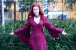 Melisandre cosplay, Starcon 2017