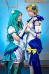 Sailor Neptune and Sailor Uranus, ANIMAU EXPO 2017