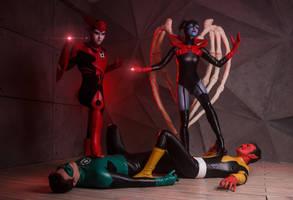 War of Lantern Corps