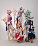 Star Guardians cosplay, ANIMAU EXPO 2018