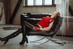 Wanda Maximoff cosplay