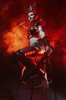 Lelith Hesperax cosplay