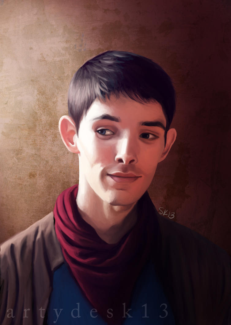 Merlin Again by artydesk