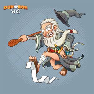 Run Wizard run!