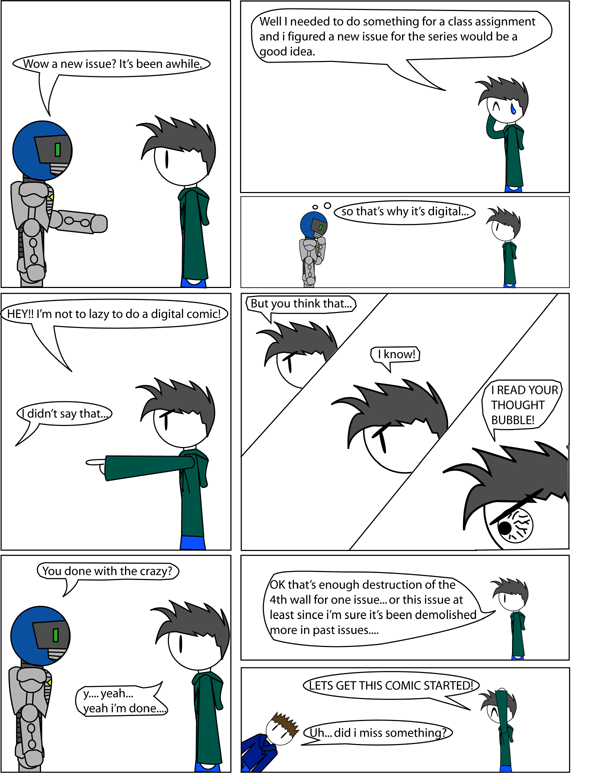 Issue 94: The Magic User Page 1