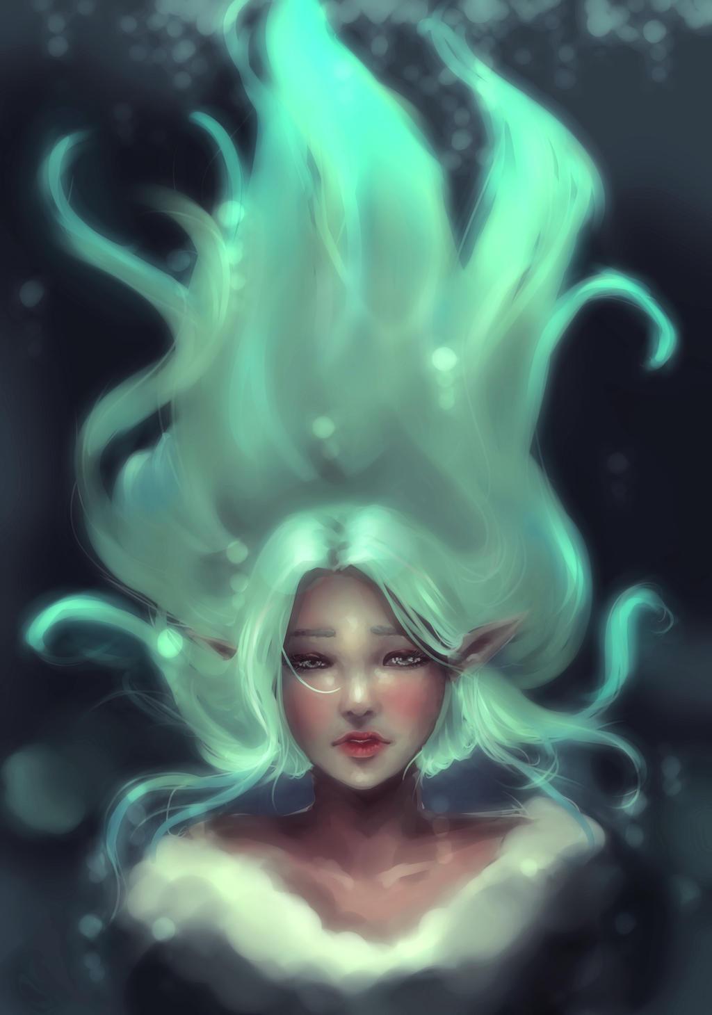 Underwater by roerow
