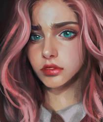 Rosie2 by roerow