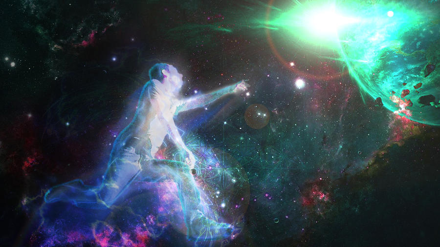 Astral Travel by jacolloy