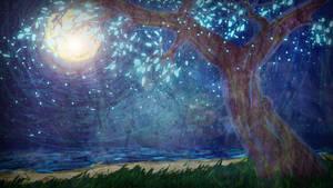 Moonlit bliss