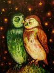 Owl's in love