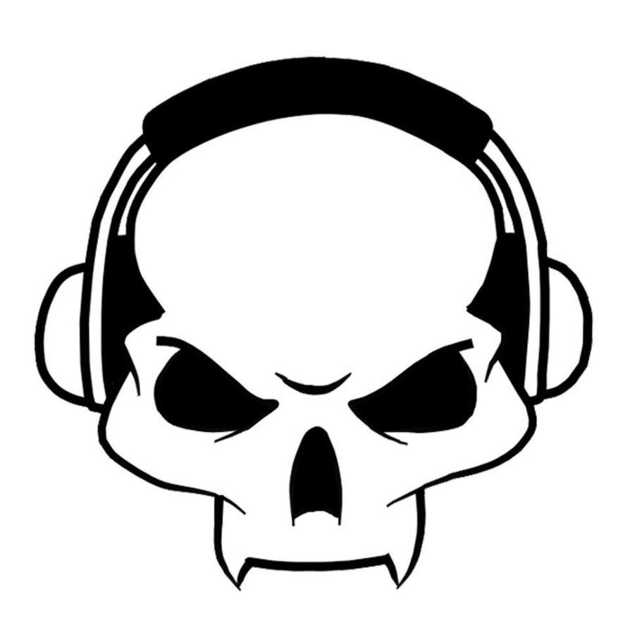Skeleton Jack - Simple Logo Design 2 by Liamcab on DeviantArt