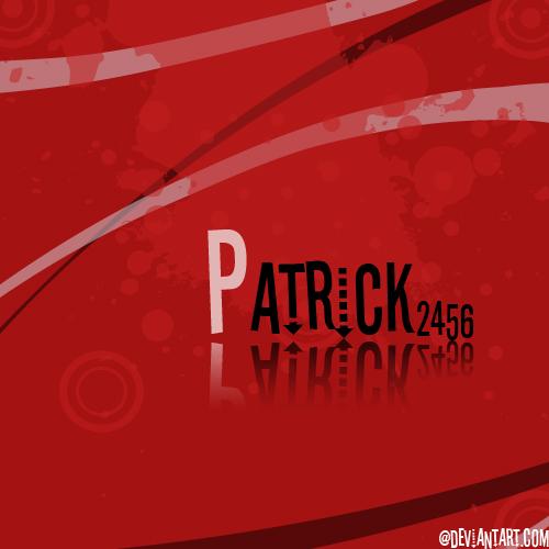 patrick2456's Profile Picture