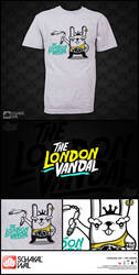 The London Vandal by schakalwal