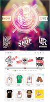 LFR Shop Relaunch