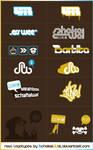 Schakalwal logotype series