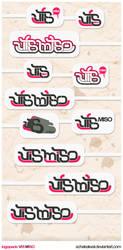 VisMiso Logopack by schakalwal