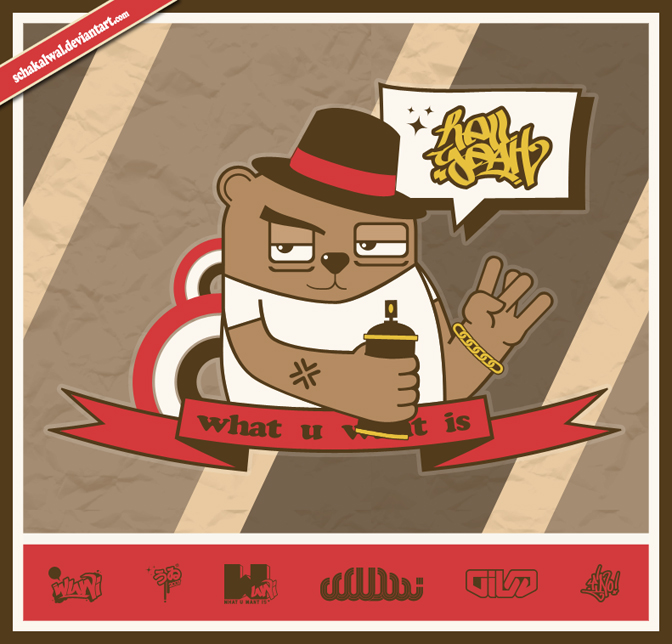 Wuwi character design by schakalwal