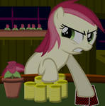 Filly Roseluck Goes All In